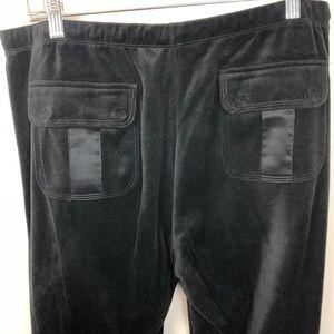 Victoria's Secret Velour Pants